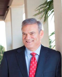 Newly-elected SCFOA Vice-President Tommy Brush